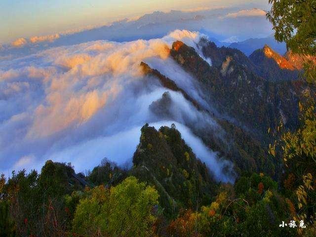 东省七大名山_湖北省七大国家级风景名胜区