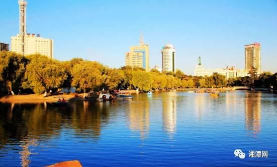 湘潭买100㎡房的钱,在其他城市能买多大的房?第一个就