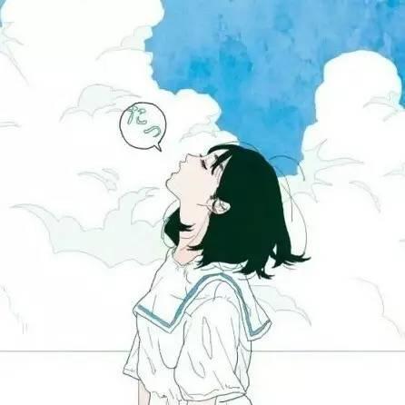 动漫女孩囹�a_女生漫画头像动漫女生头像|这个世界上,总有人偷偷爱着你_美