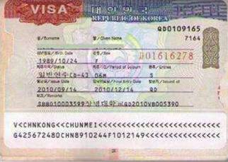 揭秘:各国签证都长啥样?
