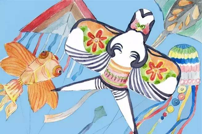 風箏diy圖片