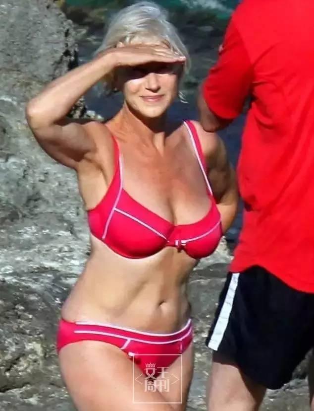 性感老妇_她全裸做过艳星,70岁成全球最性感女人,一生未育却活