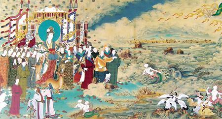文成公主入藏课件_这个被唐太宗送往吐蕃的女人, 维持唐蕃二十年和平
