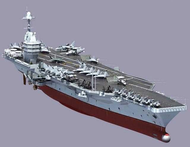中国最新国产航母_俄称中国首艘航母造价太高,专家:不就一人50元吗?我们造得起