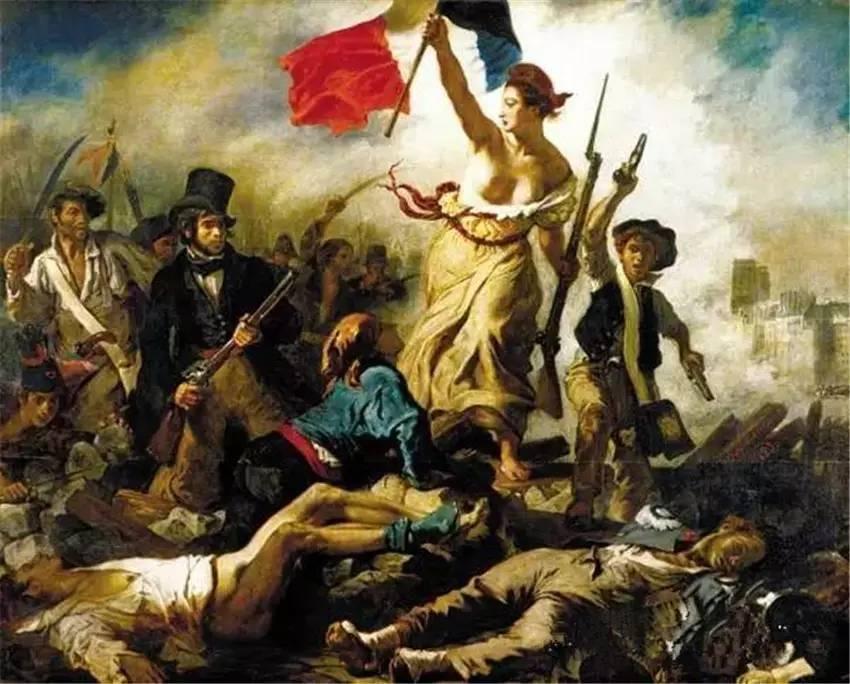 世界经典名画_品读32幅世界经典名画.读懂半个西方美术史!