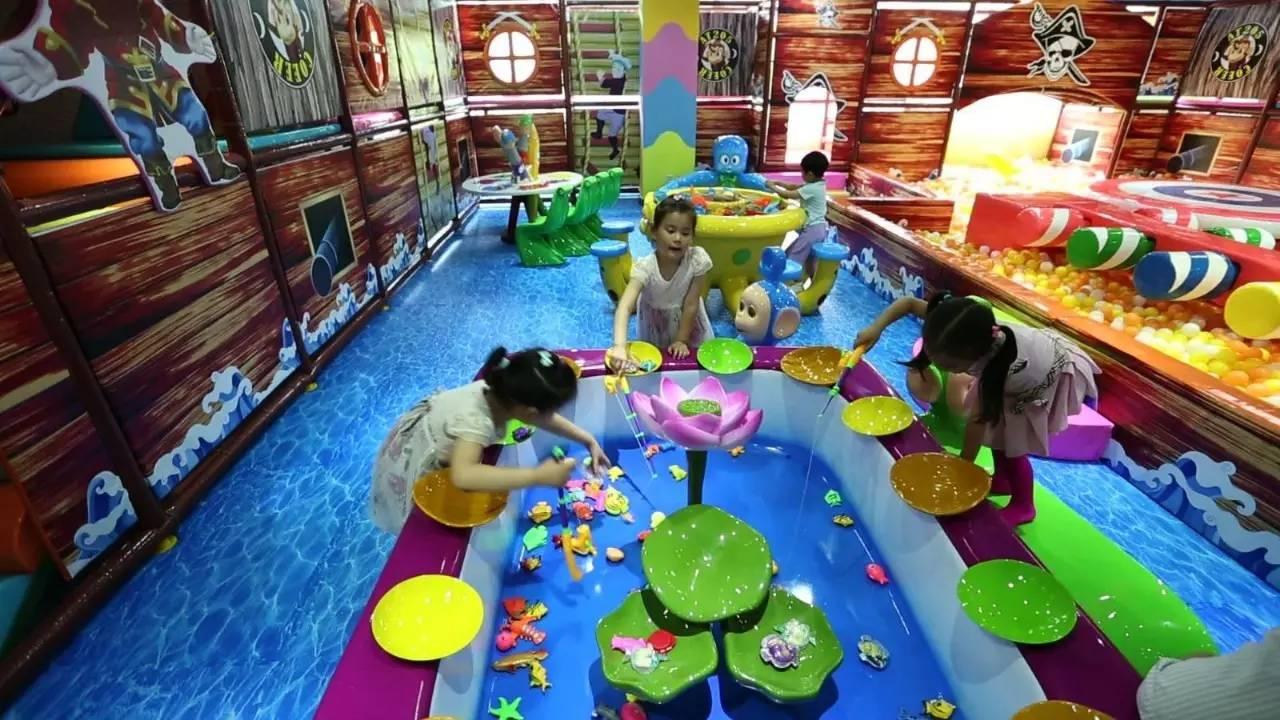 室内儿童游乐场价格_沪上10+家超大面积室内游乐园(下),搞定熊孩子一天so easy!