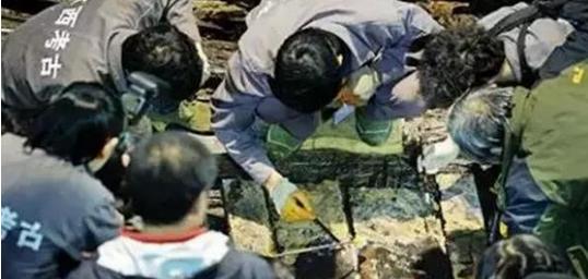 南昌大墓主棺清理发掘正式启动西汉古墓挖出宝藏:富可敌国!