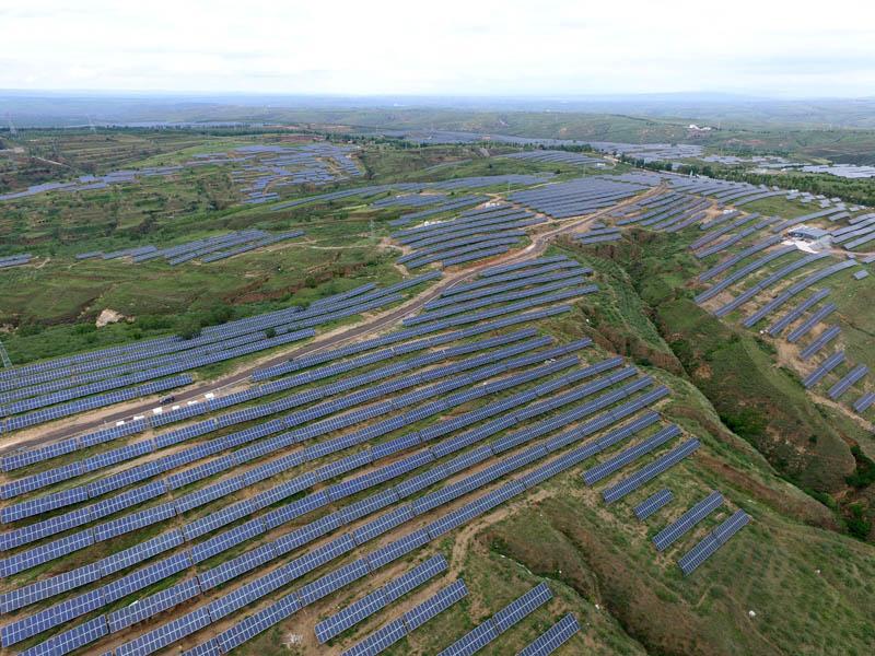 织女山生态风景区_同煤集团:绿色转型风电光伏唱主角