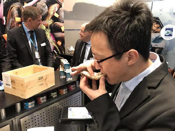 刘强东亲自指挥 京东生鲜正在评估引进丹麦生蚝的照片 - 8