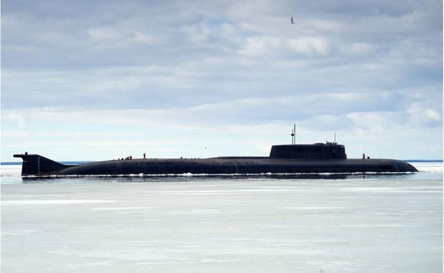 中国核潜艇数量实力_潜伏大洋之下的死神:世界核潜艇综合实力排行榜,美俄依然强劲!
