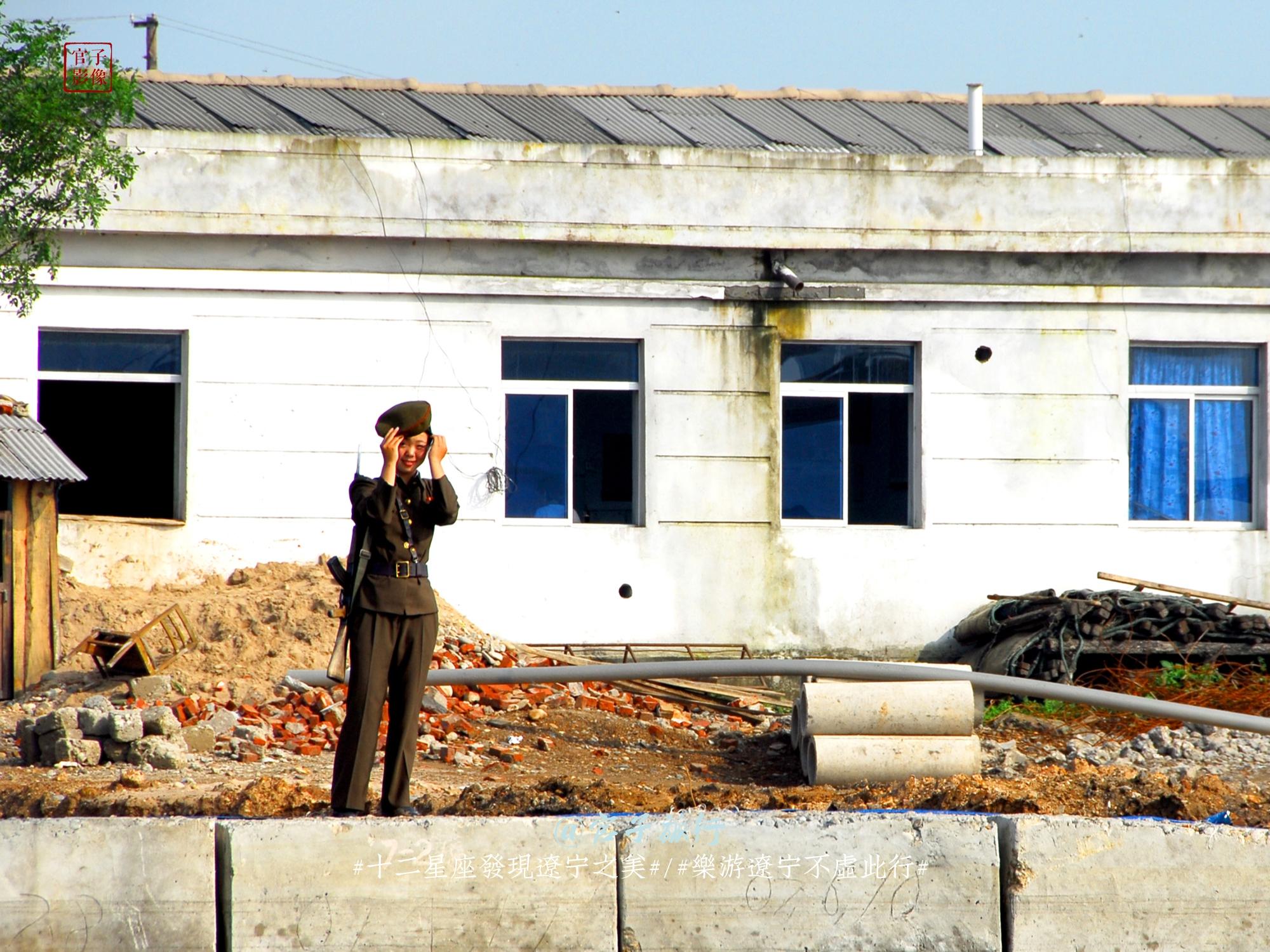 全世界都在關注的朝鮮,我想隔江去看看-搜狐旅游圖片