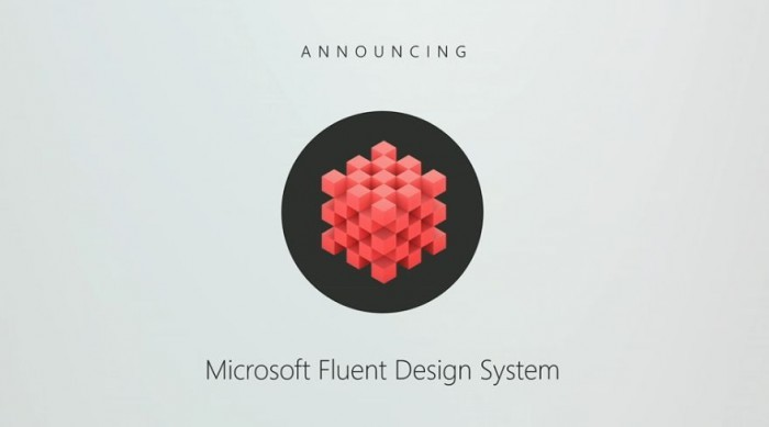 微软Windows 10 NEON新界面正式命名:Fluent Design System的照片 - 1