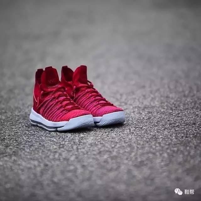 buy popular e1d2d b04c8 向妈妈致敬!Nike KD 9 Elite-搜狐体育!!!