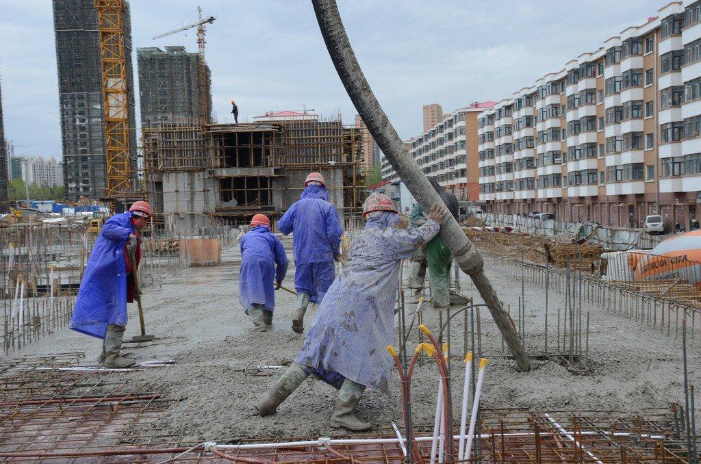 农民工的生存状况_工地里有的不只是钢筋水泥,还有农民工的笑脸!_搜狐社会_搜狐网