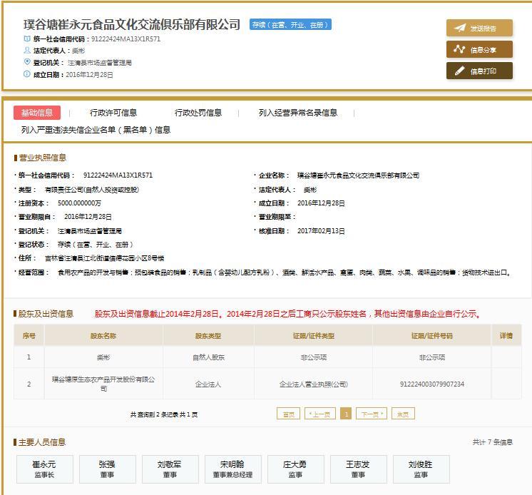 崔永元网上食品商城咋卖那么贵的照片 - 2