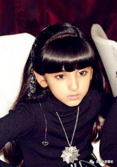 迪拜皇室莎拉公主_世界最美的迪拜公主长大后的样子…