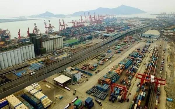 重磅!江苏省港口集团今日挂牌成立,连云港港未来定位是这样的.