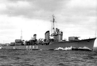 二战美军军舰_二战时期日本海军挑战美军太平洋霸权的战争利器:最上级巡洋舰