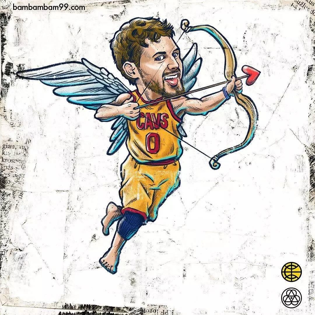 最酷壁纸_NBA球星插画,这么酷的图片我只想拿来做头像!