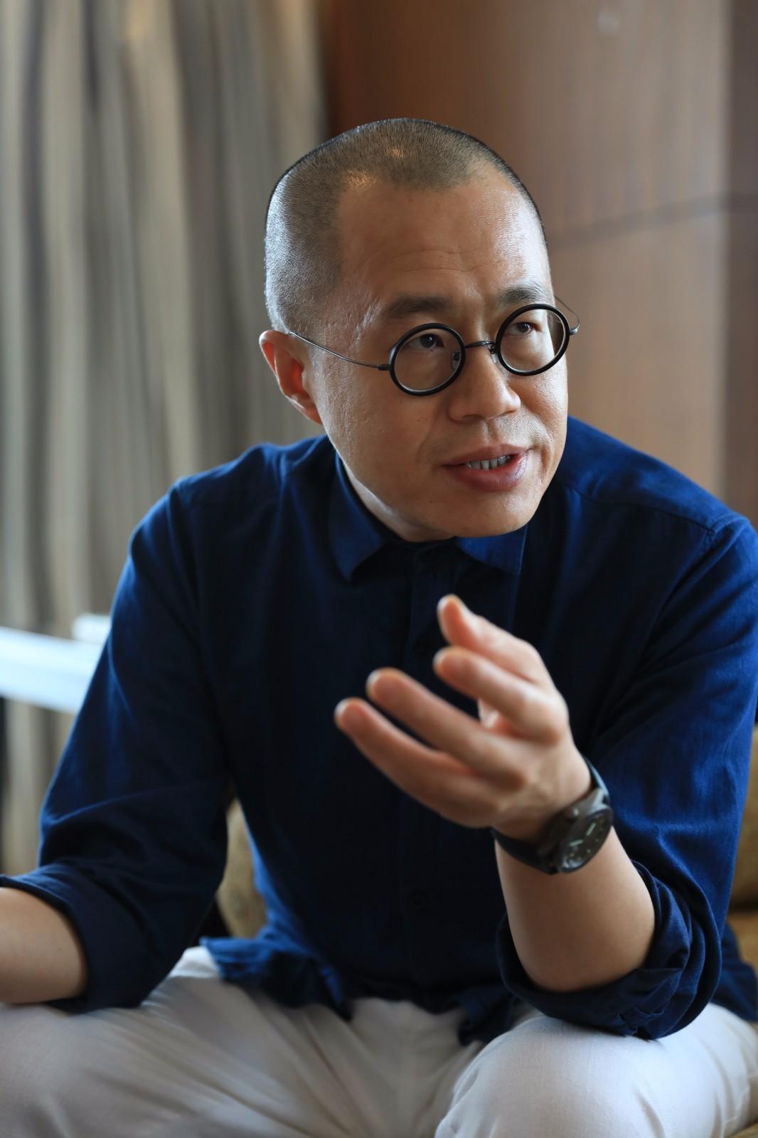 梁文道_梁文道:我的生活状态不可复制_搜狐社会_搜狐网
