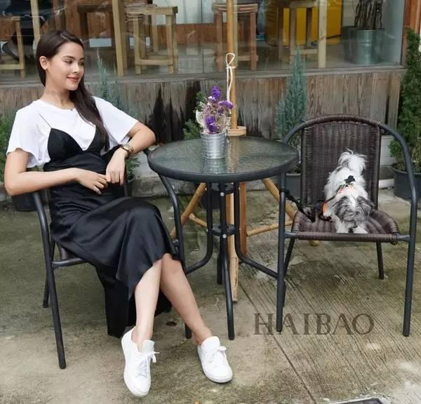 混血颜+大长腿+高衣Q,原来泰国国民女神长这样?