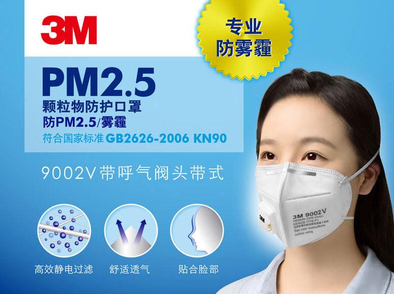 雾霾天别瞎戴口罩了,不是每款口罩都能有效防霾