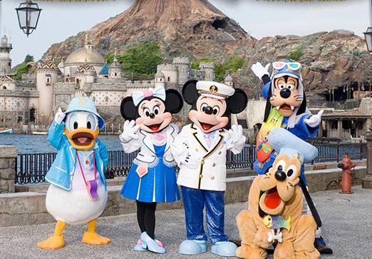 恐龙��h�_发现丨浪啊浪啊东京迪士尼海洋乐园!