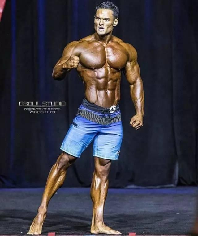 欧美�9��y�.�_世界上身材最好的男人, 奥赛三冠王杰瑞米!