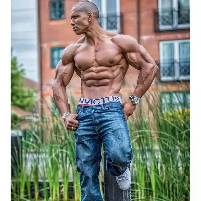 roger snipes bodybuilder
