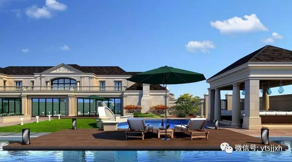 大胆创别墅才会大栋_同济冰珀建筑设计院 ——别墅设计所成立
