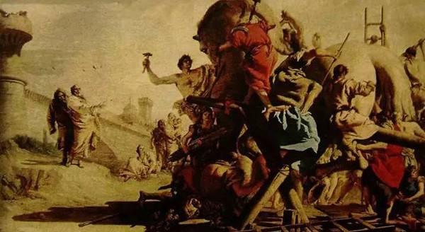 特洛伊战争英文简介_古希腊特洛伊战争中涌现的英雄都有谁