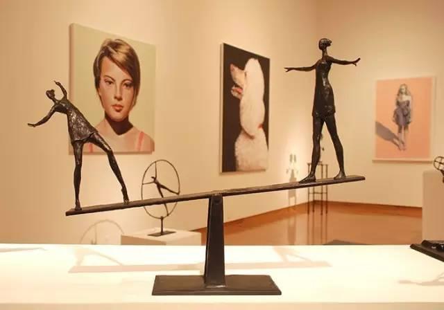 日本人体艺术420_现代雕塑家这样玩人体艺术