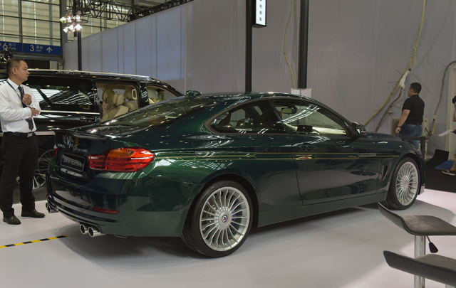 深港澳车展的这些车,就算有钱也很难买到,尤其是最后一辆!