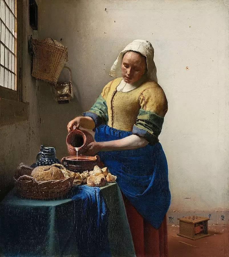 少女漏b艺术_其中《戴珍珠耳环的少女》被认为是最出色的作品,荷兰艺术评论家