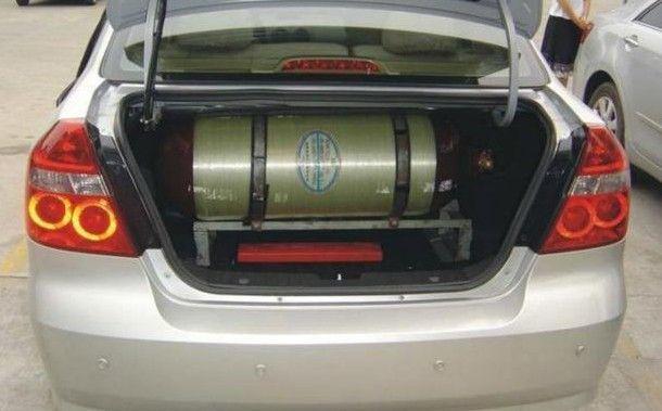 汽油燃烧什么变化_烧气非常省,为什么烧油车不改成烧气呢?