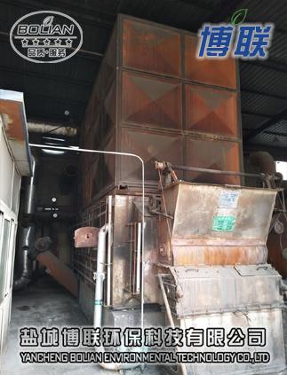 烟台牟平卧式燃煤锅炉改造生物质性能稳定