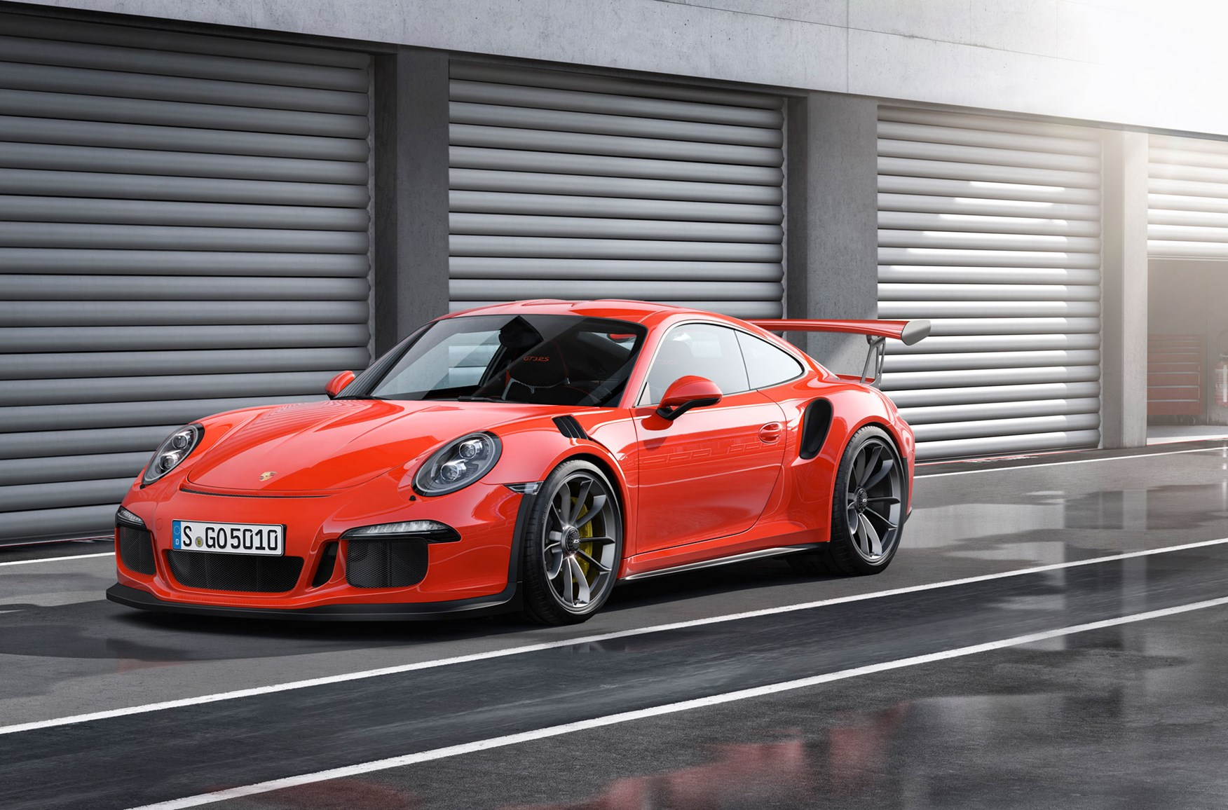 991bf_(991 gt3 rs,图自:)