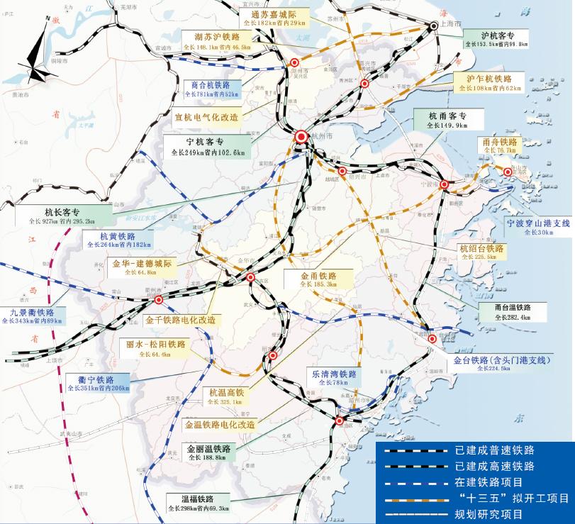 而在广东,今年将上马3个城际铁路项目和6个国家铁路项目,总投资额将