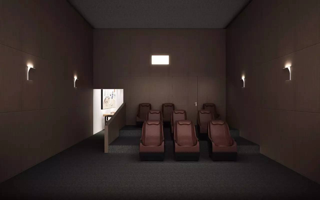 影院论+�_irest亮相上海国际电影论坛,开启共享按摩椅新时代!