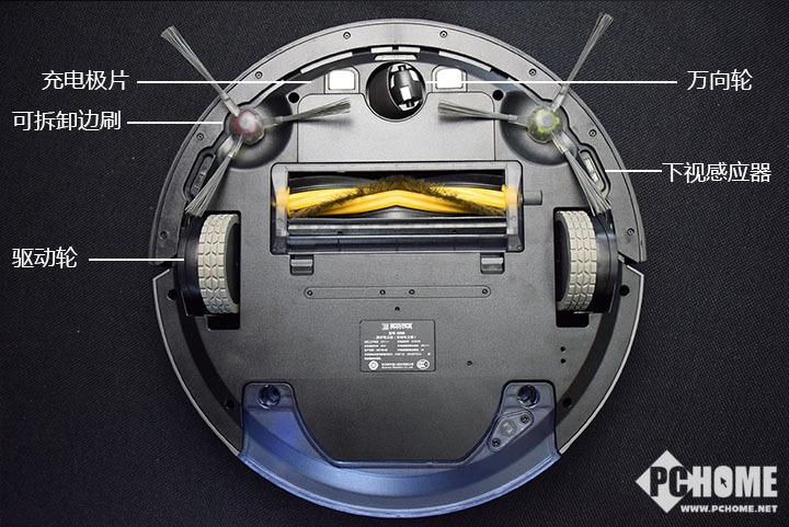 這款機器人不簡單 科沃斯dd35掃地機深度評測圖片