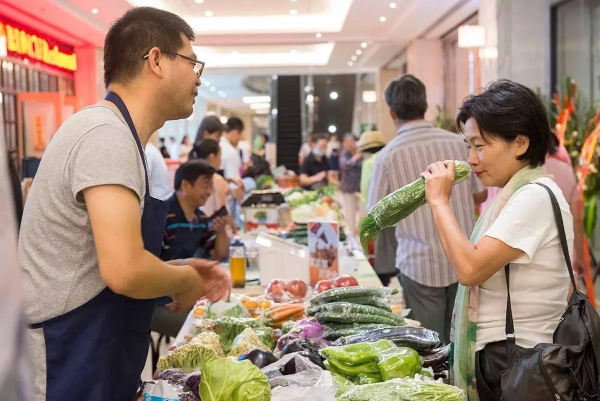 农场蔬�:-�{�r,�_6.24-25|周末赶集名单应季美食健康讲座FarmersMarketSeasons