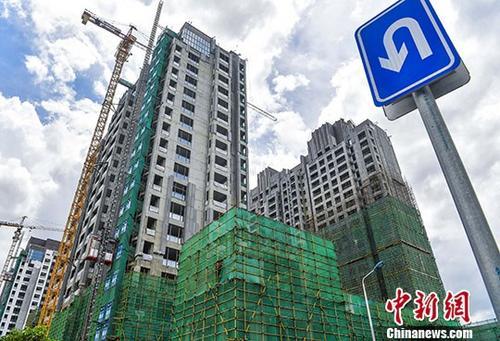 一二線城市樓市量價雙跌房地產市場拐點初現