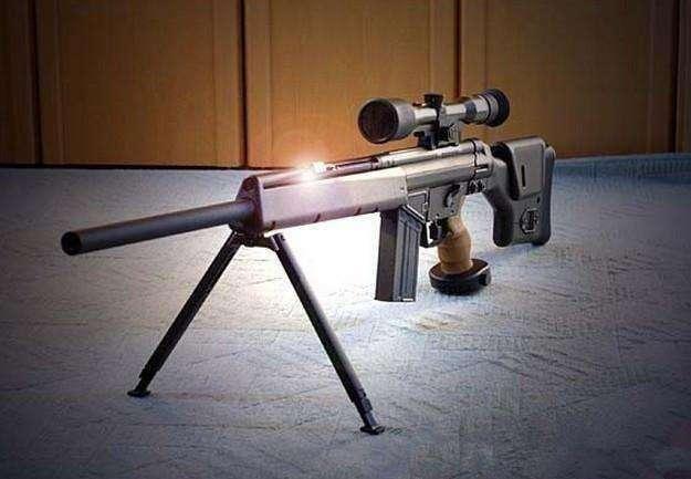 g3狙击步枪_世界最顶尖九把狙击枪,第三种打破世界记录,最丑国产狙击枪 ...