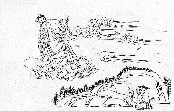 盂县民间神话:吕洞宾两过酒店