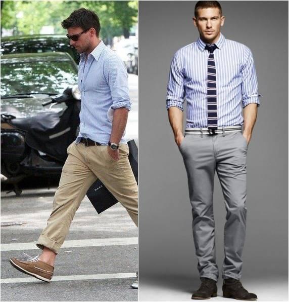 4款男生职业装衬衫 不管面试还是上班都能搞定