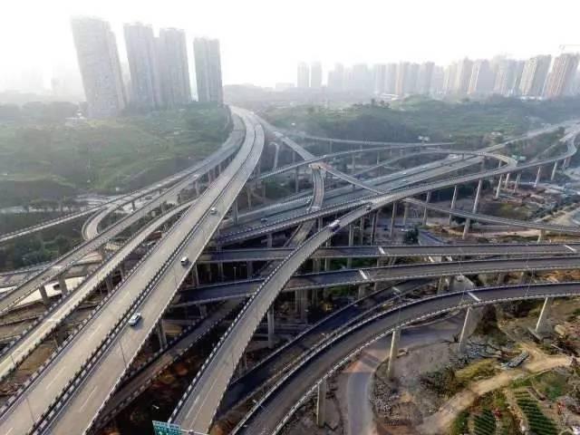 重庆立交桥_明天,重庆黄桷湾立交桥上有一场巅峰对决~!_搜狐汽车_搜狐网