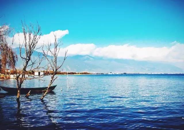 洱海环海路_洱海不是海,却美过任何一片海 - 新闻 - 温哥华天空 - Vanskyca