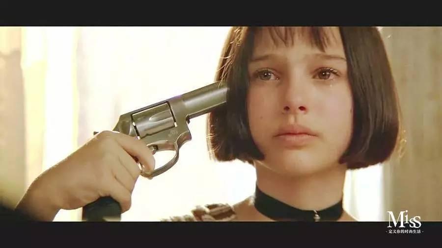 里昂和玛蒂达_这些女人玩起枪来不止要命,还能要了你的心
