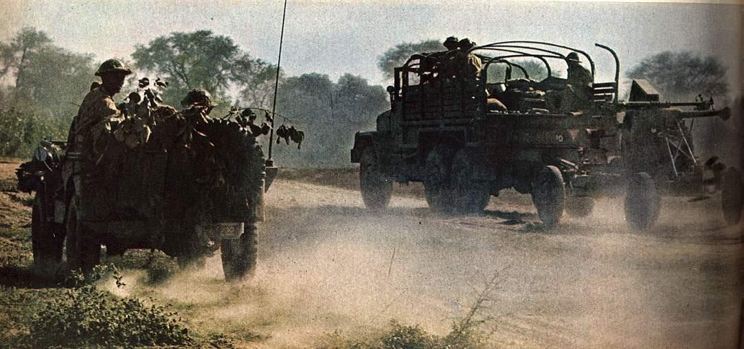 印巴冲突_第二次印巴战争, 中国为何对印度下最后通牒?
