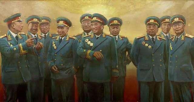 林彪十大元帅排第几_十大元帅中,谁获得的荣誉勋章最多?朱德排第三
